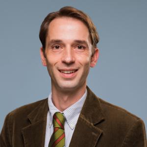 Ortsvorsteher Sebastian Stern (SPD)